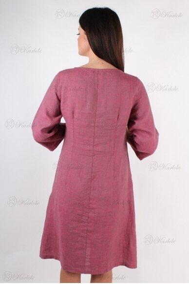 Laisvo stiliaus suknelė 3