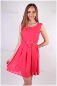 Suknelė be rankovių