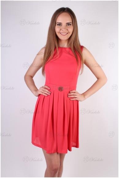 Suknelė be rankovių 2