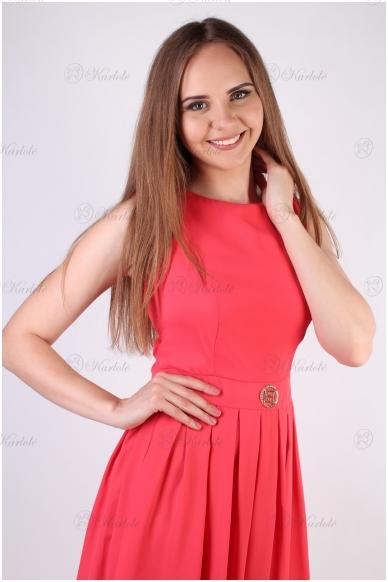 Suknelė be rankovių 4