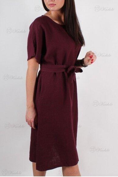 Suknelė su dirželiu 2