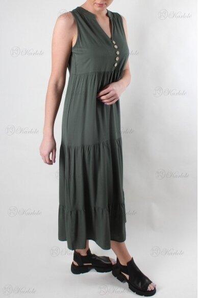 Suknelė su sagutėmis 2
